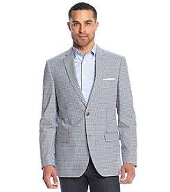 John Bartlett Statements Men's Mini Check Sport Coat