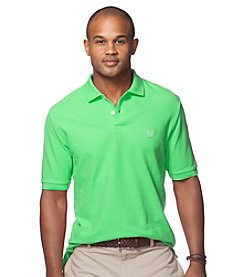 Chaps® Men's Big & Tall Short Sleeve Solid Pique Polo Shirt