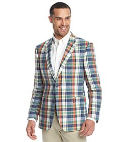 Tommy Hilfiger® Men's Linen Madras Sport Coat