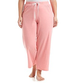 KN Karen Neuburger Plus Size Lounge Pants