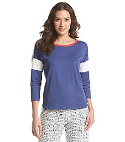 Tommy Hilfiger® Color Blocked Lounge Top