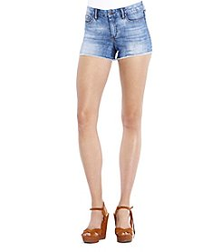 Jessica Simpson High Rise Jean Shorts