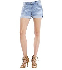 Jessica Simpson Boyfriend Jean Shorts