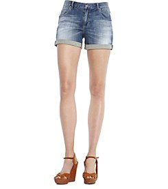 Jessica Simpson Denim Boyfriend Short