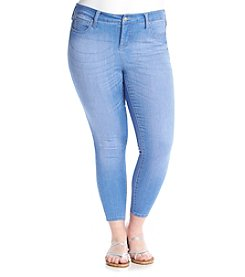 Celebrity Pink Plus Size Ankle Jeans
