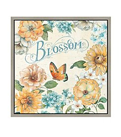 Greenleaf Art Blossom Framed Canvas Art