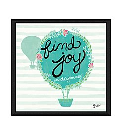 Greenleaf Art Find Joy Framed Canvas Art