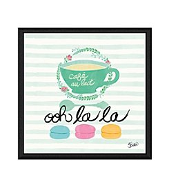 Greenleaf Art Ohh La La Framed canvas Art