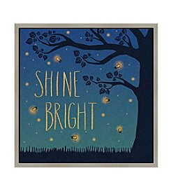 Greenleaf Art Shine Bright Framed Canvas Art