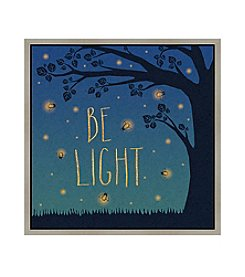 Greenleaf Art Be Light Framed Canvas art