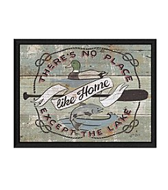 Greenleaf Art Like Home Framed Canvas Art