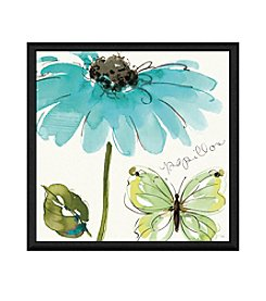 Greenleaf Art Papillon Framed Canvas Art