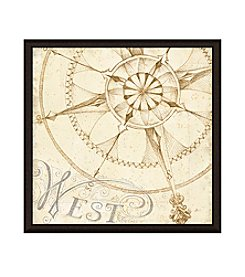 Greenleaf Art West Framed Canvas Art