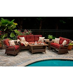 Agio Pinehurst Outdoor Furniture Collection