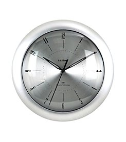 FirsTime Plasma Steel Wall Clock
