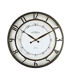 FirsTime Cameron Whisper Wall Clock