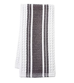 Ritz™ Waffle Stripe Kitchen Towel
