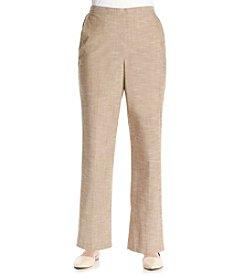 Alfred Dunner® African Safari Solid Short Pants