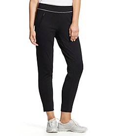 Lauren Active® Stretch Cotton Skinny Pants