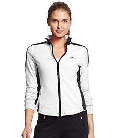 Lauren Active® Color-Blocked Cotton Jacket
