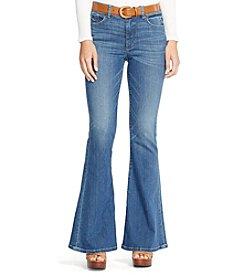 Lauren Jeans Co.® Premier Flared Jeans