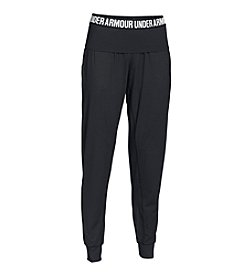 Under Armour® Downtown Knit Jogger Pants