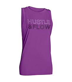 Under Armour® Studio Hustle & Flow Tank