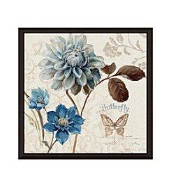 Greenleaf Art Blue Note III Farmed Canvas Art