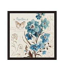 Greenleaf Art Blue Note IV Farmed Canvas Art