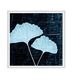 Greenleaf Art Deep Leaves I Framed Canvas Art