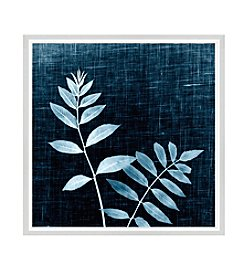 Greenleaf Art Deep Leaves II Framed Canvas Art