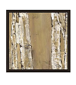 Greenleaf Art Brown Stems II Framed Canvas Art