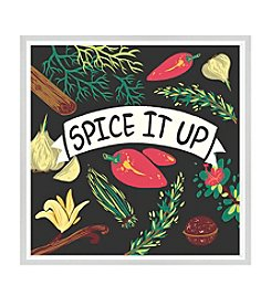Greenleaf Art Spice It Up Framed Canvas art
