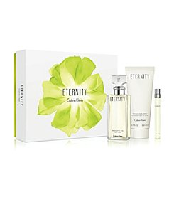 Calvin Klein ETERNITY Gift Set (A $145 Value)