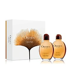 Calvin Klein OBSESSION for men Gift Set (A $126 Value)