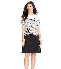 Lauren Ralph Lauren® Floral Jersey Dress