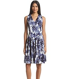 Tommy Hilfiger® Floral Scuba Dress