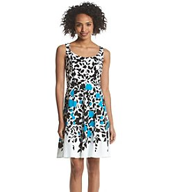 Nine West® Blooming Vine Tank Dress