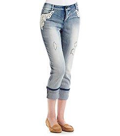 Ruff Hewn Crochet Pocket Jeans