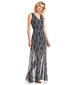 MICHAEL Michael Kors® A-Line Maxi Dress