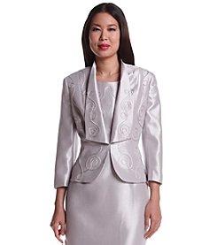 Kasper® Shantung Jacket