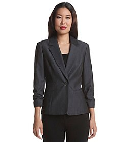 Nine West ®Denim Suit Jacket