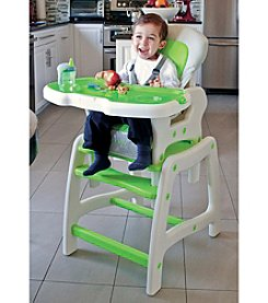 Harmony Eat & Play 4-in-1 Highchair/Activity Center