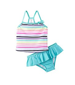 Carter's® Girls' 2T-6X Striped Print Tankini