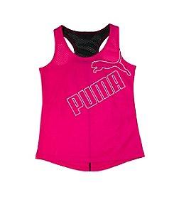 PUMA® Girls' 2T-6X Puma Tank