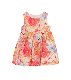 Rare Editions® Girls' 2T-4T Floral Print Dress