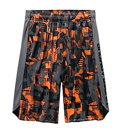 Under Armour Boys' 8-20 Eliminator Patterned Short