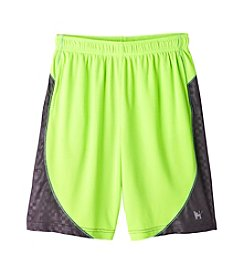 Mambo® Boys' 8-20 Front Back Active Shorts