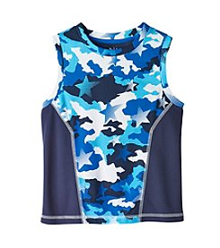 Mambo® Boys' 4-7 Star Camo Printed Muscle Tee
