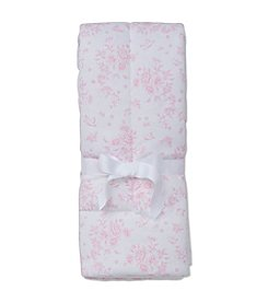 Little Me® Baby Girls' Lovebirds Blanket